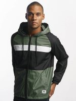 Ecko Unltd. Lightweight Jacket Windbreaker CapSkirring olive