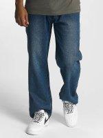 Ecko Unltd. Loose Fit Jeans Blue niebieski