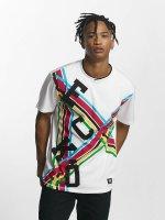 Ecko Unltd. T-paidat Tour d'Àfrique valkoinen