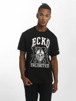 Ecko Unltd. T-Shirt City Of Johannesburg schwarz