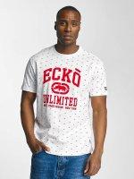 Ecko Unltd. T-Shirt Everywhere are Rhinos weiß