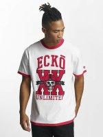 Ecko Unltd. T-Shirt City Of Johannesburg weiß