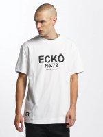 Ecko Unltd. T-Shirty SkeletonCoast bialy