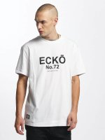Ecko Unltd. Tričká SkeletonCoast biela