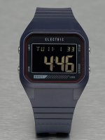 Electric Montre ED01 PU bleu