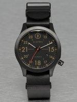 Electric Montre FW01 Leather noir