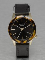Electric Orologio FW03 Leather nero