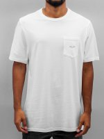 Electric T-shirt long oversize UNIFORM II blanc