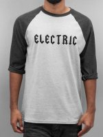 Electric T-Shirt manches longues HESSIAN 3/4 gris