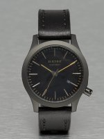 Electric Uhr FW03 Leather schwarz