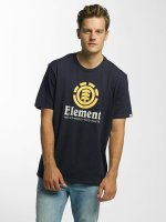 Element T-Shirt Vertical blau