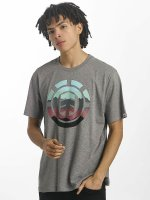 Element T-Shirt Hues grau