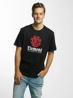 Element T-Shirt Vertical schwarz
