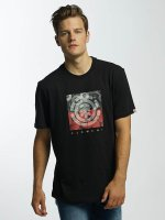 Element T-Shirt Log Jam schwarz