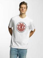 Element t-shirt Seal wit