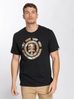 Element t-shirt Sawtooth zwart