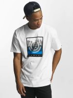 Element T-Shirty Reflections bialy