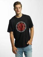 Element T-Shirty Seal czarny