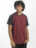 Element T-Shirty Basic czerwony