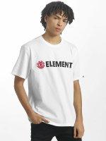 Element T-skjorter Blazin hvit
