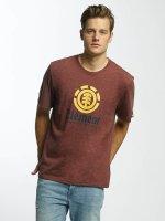 Element T-skjorter Vertical red