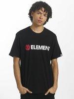 Element T-skjorter Blazin svart