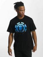 Element T-skjorter Hues svart