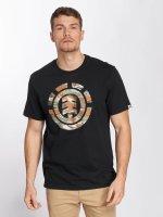 Element T-skjorter Sawtooth svart