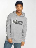 Etnies Hoody New Box grijs