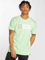 Etnies T-paidat New Box vihreä
