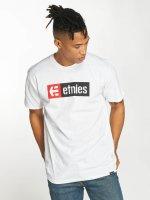 Etnies t-shirt New Box wit