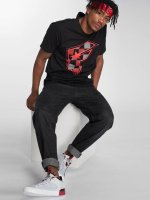 Famous Stars and Straps T-shirt Buffalo nero