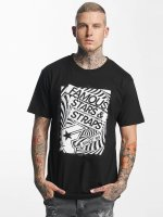 Famous Stars and Straps T-Shirt Zone schwarz