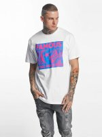 Famous Stars and Straps T-Shirty Loud and Clear bialy