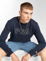 FILA Пуловер Core Line синий