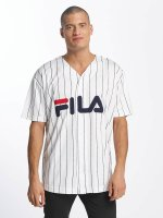 FILA Kauluspaidat Urban Line Baseball Dawn valkoinen
