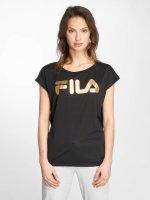 FILA T-Shirt Tall Sora schwarz