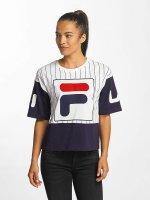 FILA t-shirt Petite Late PRT wit