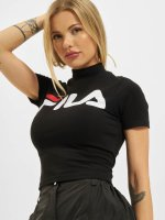 FILA t-shirt Urban Line Every Turtle zwart