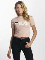 FILA T-skjorter Petite rosa