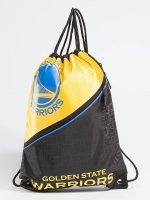 Forever Collectibles Beutel NBA Diagonal Zip Drawstring Warriors черный