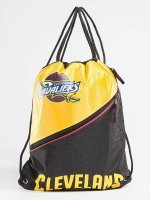 Forever Collectibles Beutel NBA Diagonal Zip Drawstring Cavaliers black