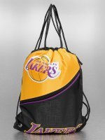 Forever Collectibles Beutel NBA Diagonal Zip Drawstring LA Lakers schwarz