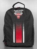 Forever Collectibles Plecaki NBA Stripe Primetime Chicago Bulls czarny