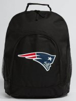 Forever Collectibles Plecaki NFL New England Patriots czarny
