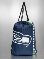 Forever Collectibles Pouch NFL Cropped Logo Seattle Seahawks blue