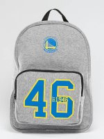 Forever Collectibles Sac à Dos NBA Golden State Warriors gris