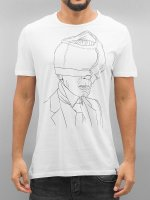 French Kick T-Shirt Karli blanc