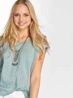 Fresh Made Blouse/Tunic Heart green