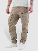 G-Star Cargobroek Rovic Zip 3D Tapered beige